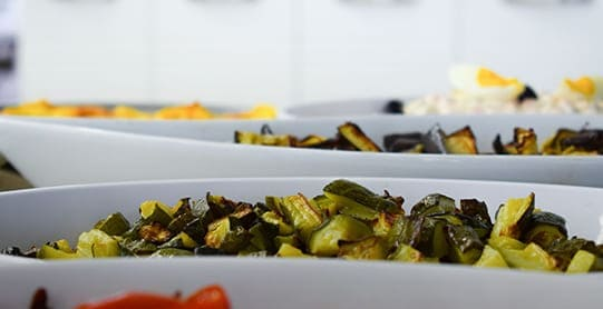 hotel cattolica piatti verdure