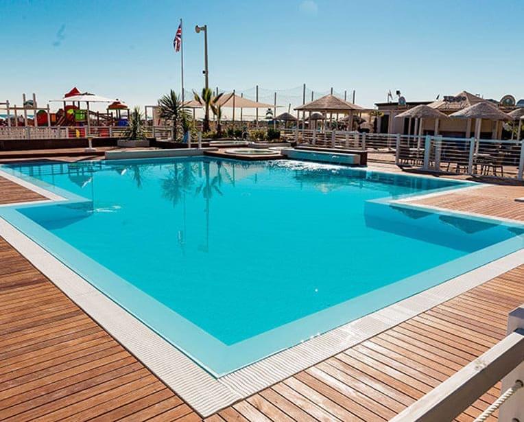 hotel riz piscina lido