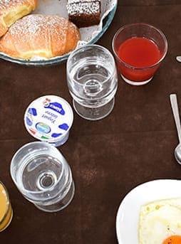 riz cattolica colazione spremuta